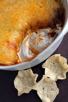 Chili Cheese Dip - Love Grows Wild