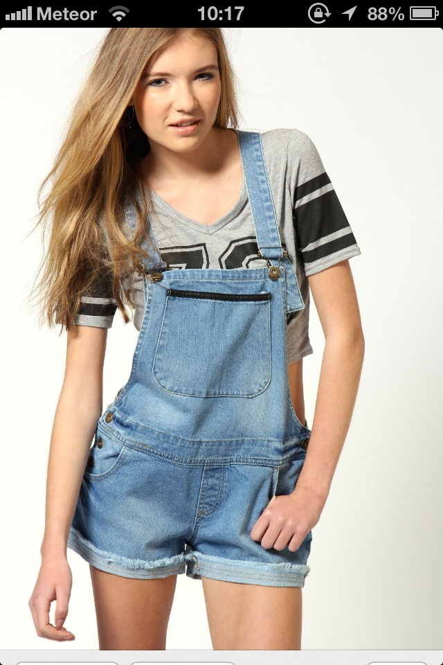 Dungarees <3