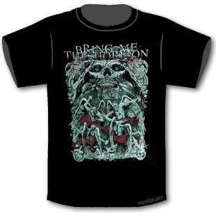 Bring Me The Horizon - Belanger T-Shirt – Famous Rock Shop