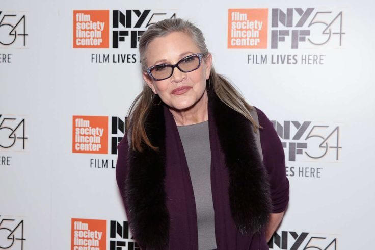 """""""Even in space, there's a double standard.""""  15 of Carrie Fisher's Best, Most Honest Feminist Quotes"""
