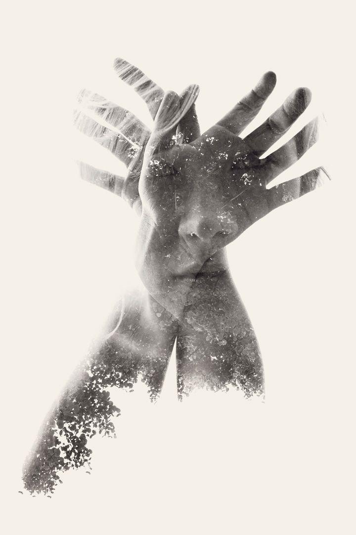 We Are Nature – Multiple Exposure Portraits | Christoffer Relander