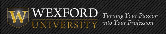 http://wexford.edu/online-degree-tuition/    Online Degrees in Health, Fitness and Nutrition    Earn your degree from Wexford, an American University based in California. Associate through Doctoral degree programs online.    online fitness degrees, masters degree in sport psychology, doctor a sport psychology