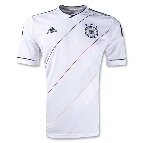 Germany 11/13 Home Soccer JerseySoccer Jersey