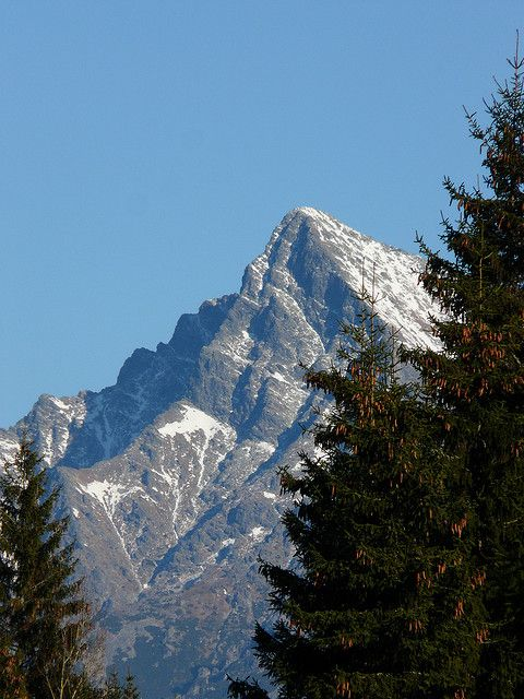 The High Tatras, Slovakia (by Ekkel)