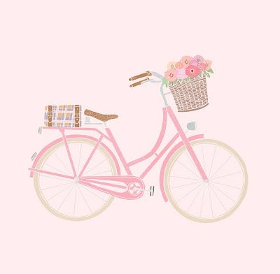 This is for my friend Jeri!! Bicycle Love by Charlotte Love! Enjoy <3