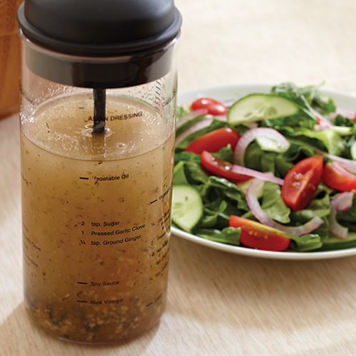 Dazzling Dressings - Italian Dressing - The Pampered Chef®