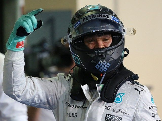 Result: Nico Rosberg makes it two from two with Bahrain Grand Prix win
