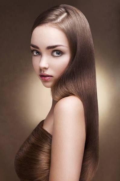 Photograph Weronika Kosinska Bambi Girl Hair Beauty on One Eyeland