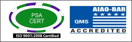 ISO 9001:2008 Certification latest quality management system    http://psacertification.com/ISO-9001-2008.php