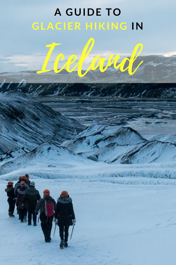 There's not many places in the world where you can walk on a glacier, and so we knew that we just had to experience it during our recent trip to Iceland. Glacier walk Iceland   Ravenous Travellers Travel Blog