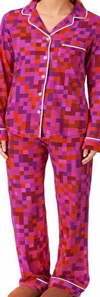 DKNY Womens DKNY From New York With Love Long Sleeve Womens pyjama bottoms