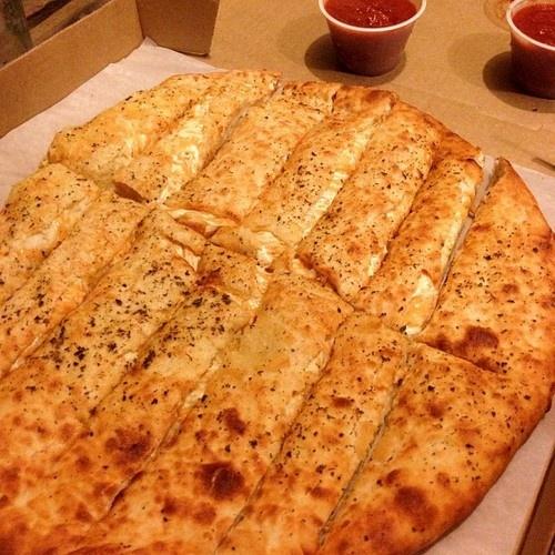 Vegan Cheese pull aparts #whatveganseat (Taken with Instagram at The Pie Pizzeria - Underground)