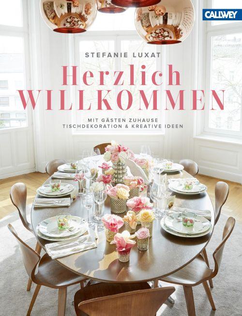 Endlich darf ich verraten, wovon mein neues Buch handelt! Vom Gastgeben, es sich schön machen zuhause. Für Anlässe, einfach so, zu zweit oder auch mit vielen Gästen.