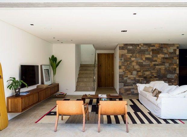 Eccostone - Pedra modelo Cobble, cor Castor www.eccostone.com.br
