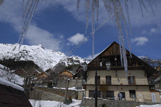 Vaujany Banque d'images Photographies de montagne
