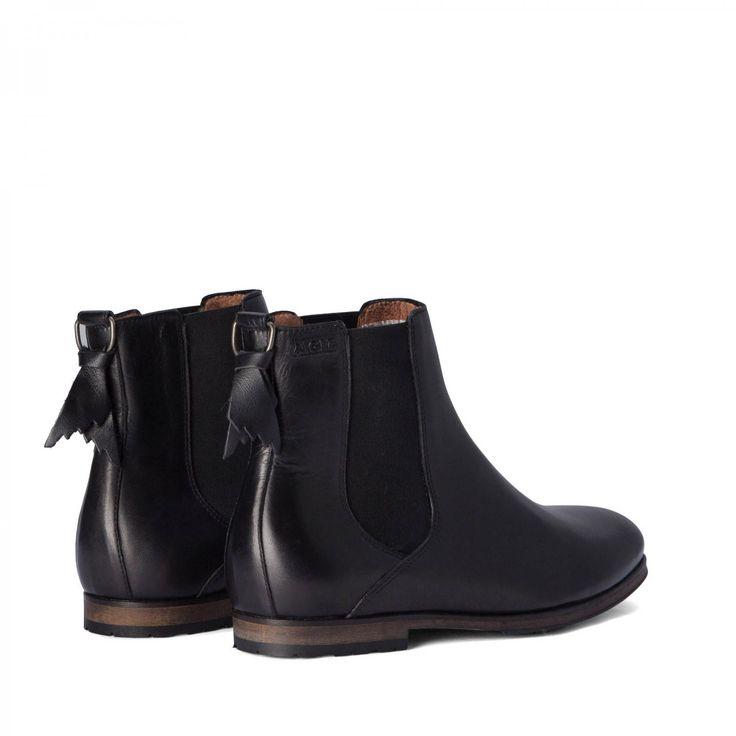 Chaussures FEMME BLACK MONTAIGU - AIGLE