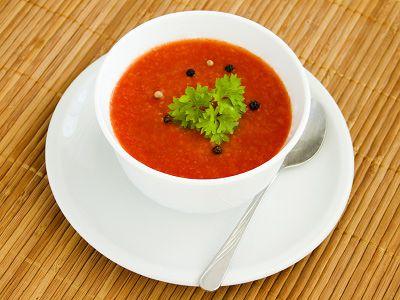 Суп гаспачо рецепт с авокадо