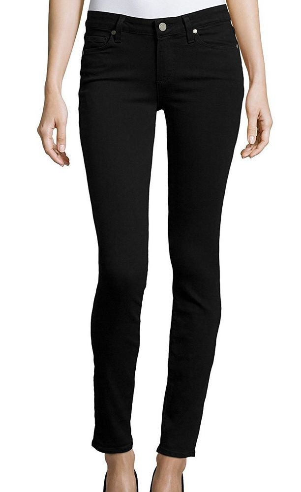 89ce85538bd Paige Black Women s Size 28 Slim Ultra Skinny Stretch Verdugo Jeans  169-   884  fashion  clothing  shoes  accessories  womensclothing  jeans (ebay  link)