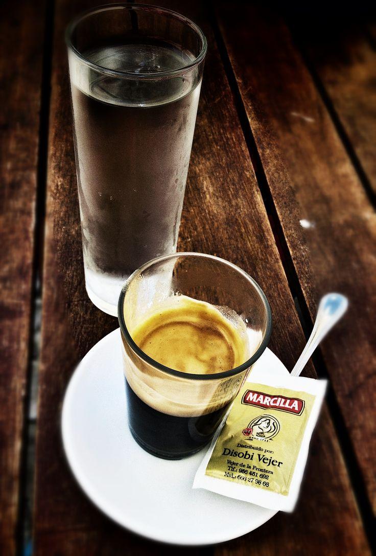 Café con aguá del pais. © Copyright Yves Philippe