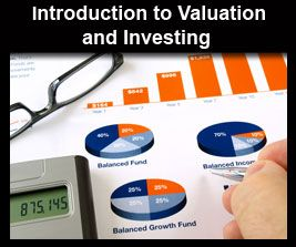 his free online course is an introduction to valuation and investing and aims to take the fear-factor out of stocks and shares by explaining the concepts behind valuing and investing in a clear and simple manner. The course covers concepts such as Income Statements, Return On Assets (ROA), Return On Equity (ROE), Price-to-Earnings ratio, depreciation, amortization and many others.  #freelearning #businessskills #ALISON #investment
