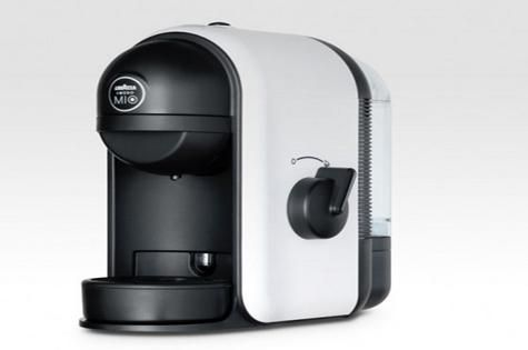 A capsule coffee machine that is compact, stylish and makes surprisingly good coffee!