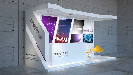 Exhibition Stall Fabrication : Excellent stall fabrication and booth designing exhibition stall