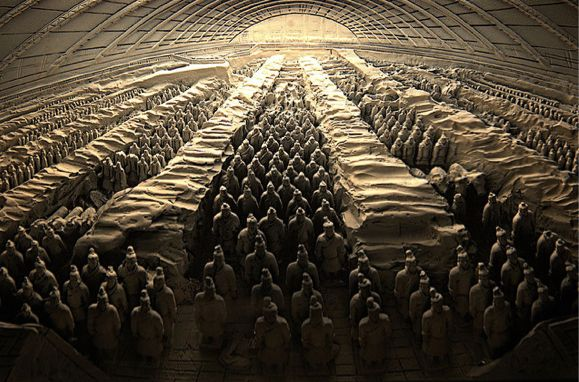 Terracotta Warriors- Xian China Been there...nothing short of amazing  been there 2006