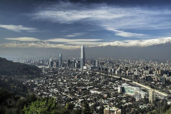 Santiago of Chile