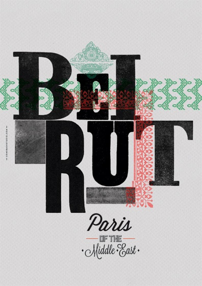 BEIRUT by the comeback studio.