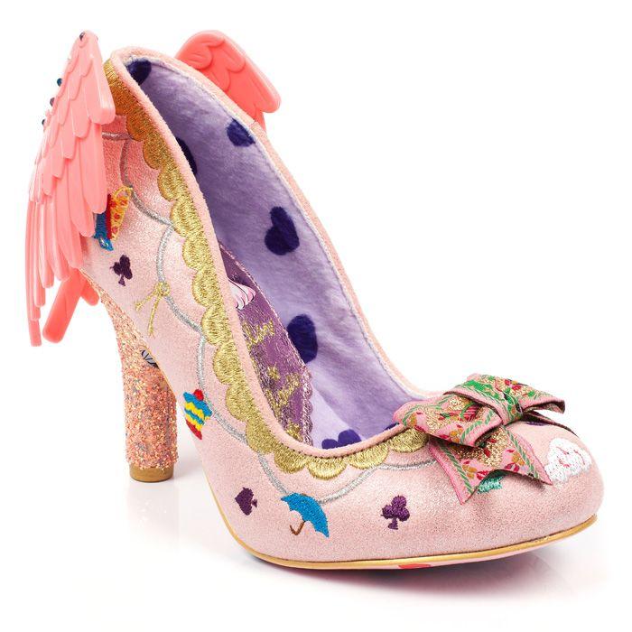 AW17 Irregular Choice Womens Shoe