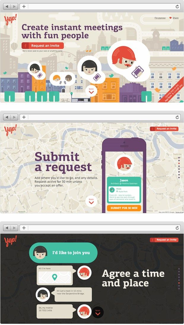 Weekly Web Design Inspiration #36