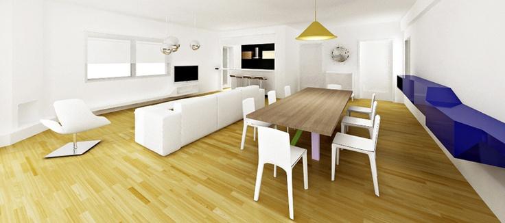 Apartment 100 m2 in Glyfada