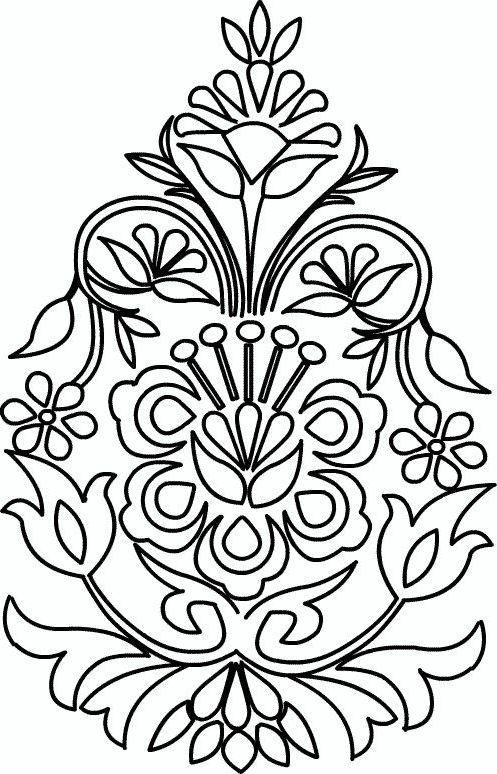 196 Dibujos de Mandalas para Colorear fáciles y difíciles   Patrones ...