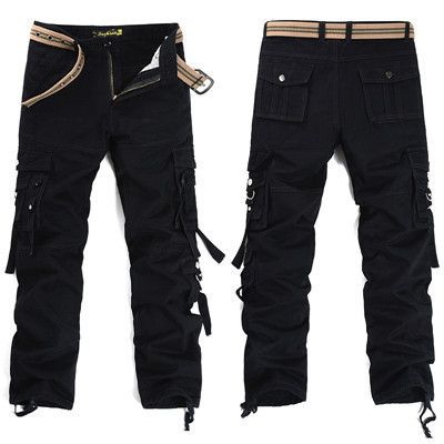 Men Military Camouflage Pants Tactical