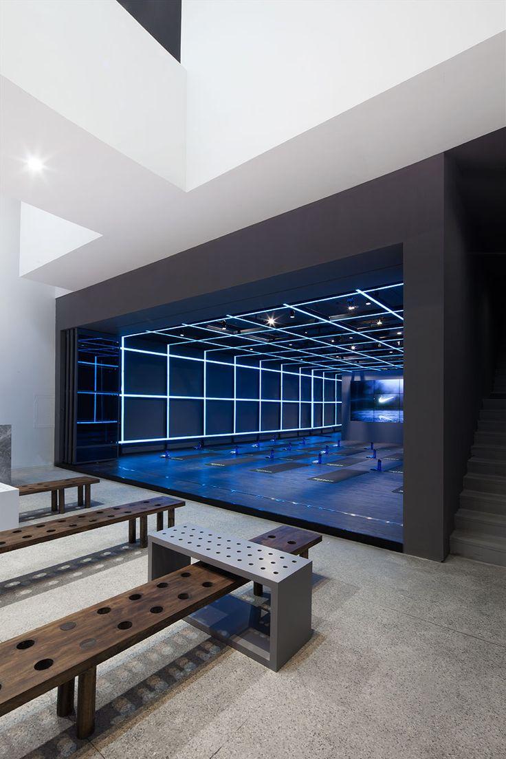 The Nike Studio. Visit City Lighting Products! https://www.facebook.com/CityLightingProducts