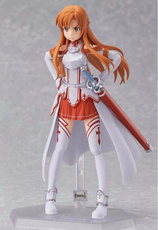15CM sword art online anime lovely child Hand model Asuna SAO movable toy doll Action Figure cartoon ornaments kids collection
