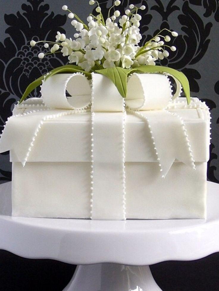 ❤️ Beautiful Wedding Cake