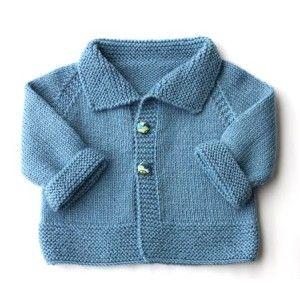 Jacket/cardigan baby Kimo -14