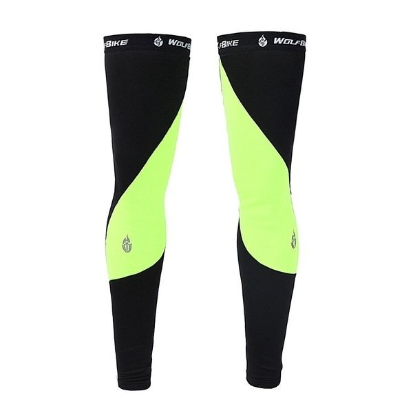 Gore Bike Wear Mens Visibility Thermo Leg Warmers