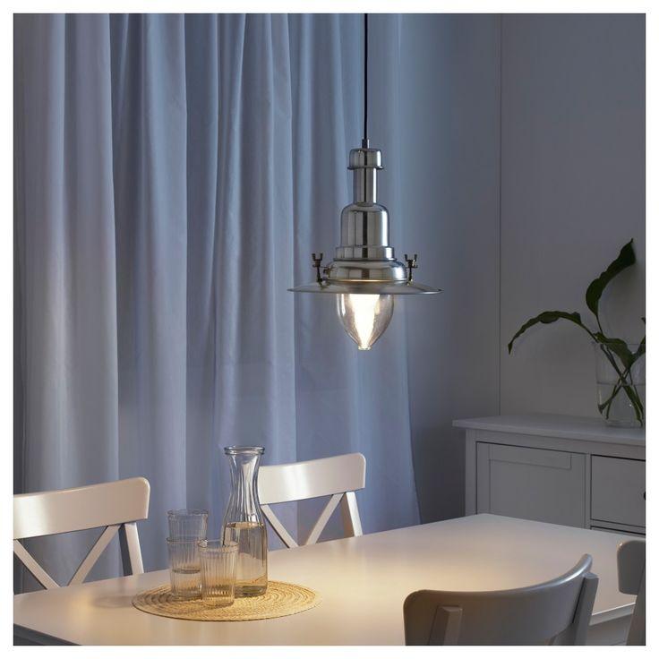 Подвесной светильник ОТТАВА (301.471.66) купить в ИКЕА (IKEA) с доставкой, по цене 2499 рублей в Брянске | Каталог Освещение в интернет-магазине Доставкин