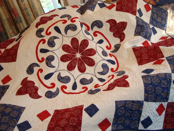 15 best Bandana Quilts images on Pinterest | DIY, Bandana ideas ... : red bandana quilt - Adamdwight.com