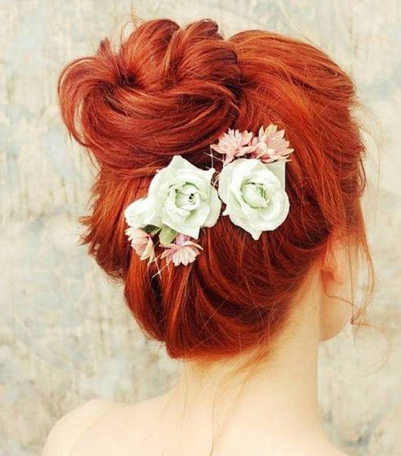 Sexy νύφες με εκθαμβωτικα κόκκινα μαλλιά!