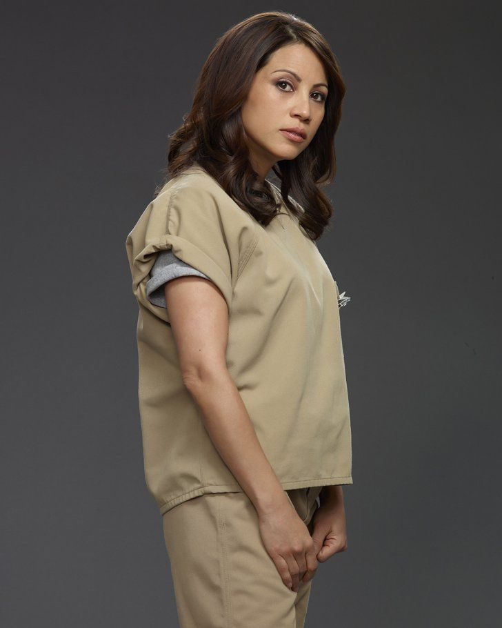 Pin for Later: The Cast of Orange Is the New Black Looks Way Different in Other Roles Elizabeth Rodriguez as Aleida Diaz