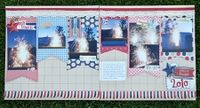 A Project by Wendy Sue from our Scrapbooking Gallery originally submitted 07/09/12 at 09:20 AM