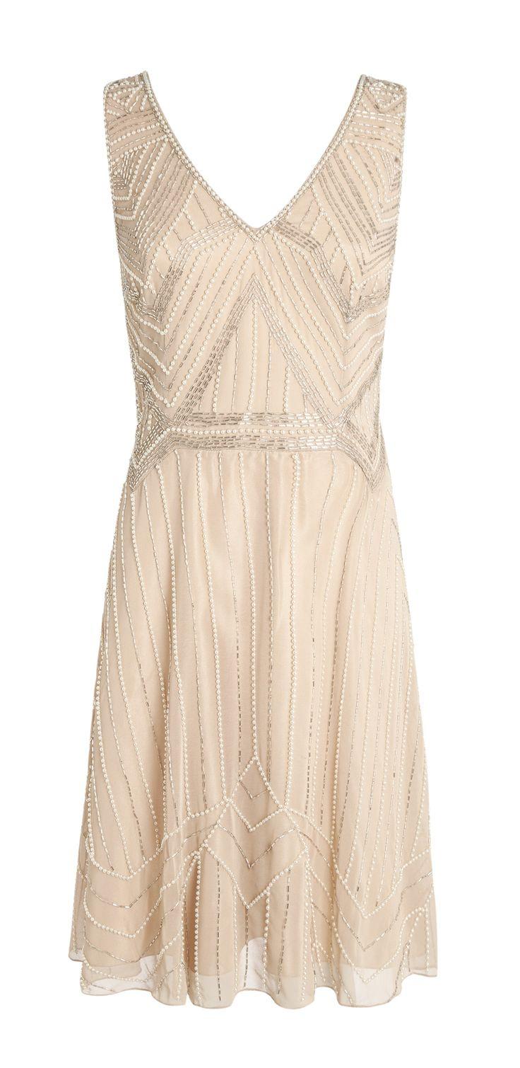Deco dress No.1 Jenny Packham at Debenhams. Possible wedding idea