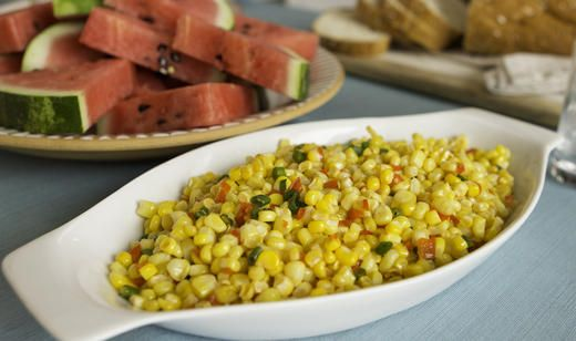 Florida Sweet Corn Sauté / Sides / Recipes / Home - Florida Department of Agriculture & Consumer Services