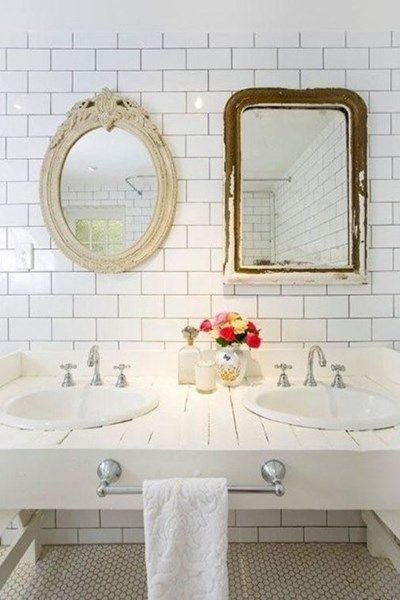 Vintage Badezimmer | look! - das Magazin für Wien