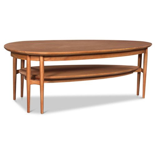 Oval Coffee Tables Danishes And Coffee Tables On Pinterest