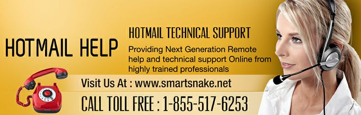 Various emailing worries like unable to send or receive emails, inbox not opening up and likewise many more are resolved by our Hotmail email support staff. We are best technical service provider available at toll-free Hotmail helpline- 1-855-517-6253. For any difficulties in exchanging emails, seek Hotmail email support from our techies. You can any time call them and get remote assistance. Call our Hotmail helpline now.