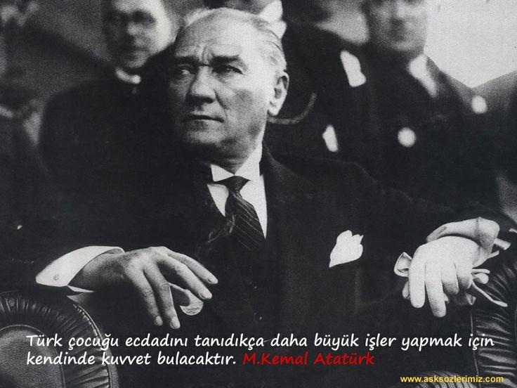 Ulu Önderimiz Mustafa Kemal Atatürk tarafından söylenmiş olan en güzel sözler http://www.asksozlerimiz.com/ataturk-sozleri.html